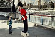 VisitBritain: partners BA in latest campaign