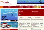 Opodo: refreshes website