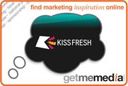 Idea of the week: 360 degree channel sponsorship of 'Kissfresh' from Kiss FM