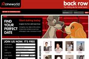 Cineworld: launches Back Row Dating