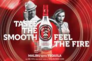 Malibu Red: Pernod Ricard's latest launch