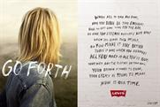 Levi's global campaign