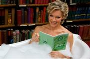 Radox works with best-selling author to launch water-proof book