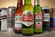 Lager sales dropped 10% between 2004 and 2009