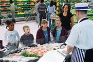 Morrisons: fresh fish TV ad