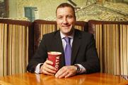 Jim Slater: head of Costa's Enterprise division which will launch the At Home range