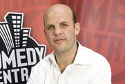 Bill Griffin: new arrival at Comedy Central
