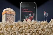 Orange: launches Film To Go scheme