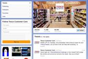 Tesco: most 'socially devoted' brand