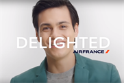 Air France: stretching the reality of air travel in its latest ads