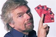 Richard Branson: founder of the Virgin Group