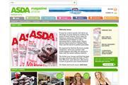 Asda's online magazine undergoing overhaul