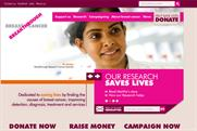 Breakthrough Breast Cancer: overhauls website