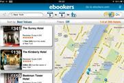 Ebookers: updates hotel app