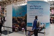 BA created an immersive game at Victoria Station