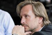 Marc Mathieu: focuses on Unilever's sustainability credentials