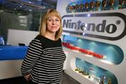 Dawn Paine, marketing director of Nintendo UK