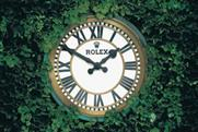 Rolex tops Consumer Brands chart