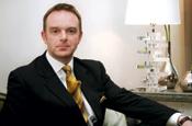 Toby Baker marketing director The Wrigley Company