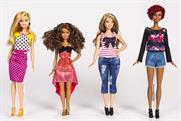 Barbie: now in 'slim', 'petite', 'curvy' and 'tall'