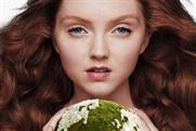 Body Shop: Lily Cole fronts