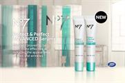 New campaign for Boots No7 Protect and Perfect Advanced serum