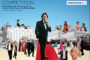 Cinemoi TV: Cannes coverage for Airfrance