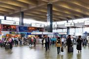 Euston: Sony Ericsson launches panoramic digital display