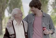 Coke: TV ad tells consumers to live like Grandpa did