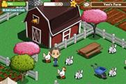 Farmville: manufacturer Zynga plans to launch its own gaming destination