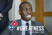 Domino's creates custom Snapchat lenses for 'mouth-boggling' campaign
