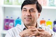 Rakesh Kapoor: chief executive designate of Reckitt Benckiser