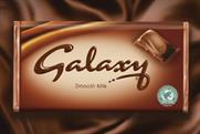 Galaxy: reviving 'Why have cotton when you can have silk' line