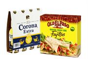 Corona and Old El Paso team up with Tesco.com
