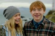 Visit England: Rupert Grint stars in the latest campaign