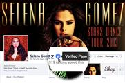 Facebook: launches verified pages to identify authentic brands