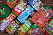 Baby food and milk: Total sales predicted to be up 9% on last year