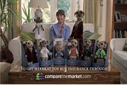 Comparethemarket.com 'simples rewards' by VCCP