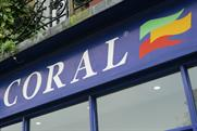 Coral: official partner of the Football League