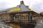 Morrisons: opens unbranded kitchen to promote its ready meals