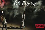 Levi's: building on 'Go Forth' activity