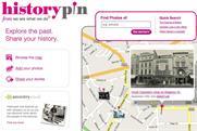 Historypin: Google unveils history site