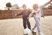 Asda teams with Umbro for exclusive George range of sports and leisurewear