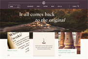 Pernod Ricard's Glenlivet puts loyalty at the heart of its new online presence