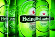 Heineken: one of the alcohol brands to link up with Twitter's age-gating service