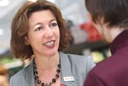 Helen Buck: named business development director at Sainsbury's