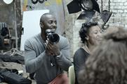 Idris Elba takes part in Launching People