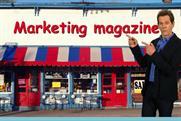 Kevin Bacon: promotes Marketing's pizzeria