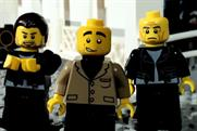 Watch Vinnie Jones, Lenny Henry and the Confused.com robot in Lego form