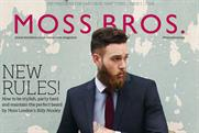 Moss Bros: repositioning the brand